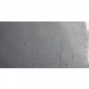 Metro Glas Kakel Subway Grey Smooth 7,5x15cm