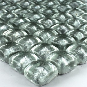 Mosaik Glas on the Rocks Silver