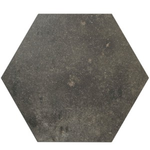 Klinker Casablanca Hexagon Antracit 52x60cm