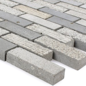 Mosaik Daimon Sten Carving Mix Cement Grey