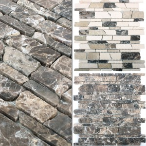 Mosaik Marmor Havel Brick