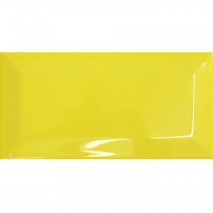Metro Kakel Colombo Yellow 10x20cm